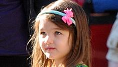 Suri Cruise voted 'Most Stylish Celebrity Child'