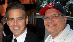 """Drew Carey Buys Striking Writers' Lunch Daily; George Clooney's """"Mediation Panel"""""""