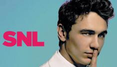 """James Franco has childbearing hips on SNL"" links"