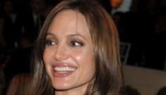 "Angelina Jolie's ""revenge pregnancy"" & strange, fake interview"