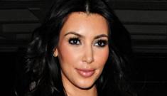 Kim Kardashian gets peed on for fun, not as a sex act