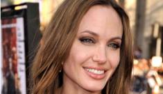 Angelina Jolie named 'beauty icon of the decade'
