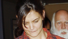"""""""Xenu won't let Katie Holmes have a tattoo"""" links"""