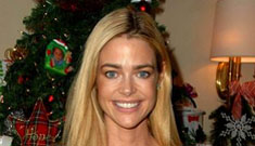 Denise Richards on Charlie Sheen's abuse: 'One day I'll spill my guts'
