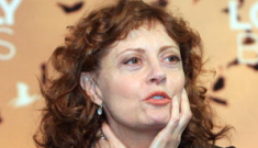 Susan Sarandon has another as-yet-unnamed boy-toy