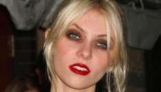 "Taylor Momsen: ""I get such a bad rap for being like Lindsay Lohan"""