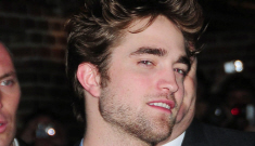 Robert Pattinson once chipped a tooth while flossing
