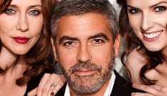 """George Clooney is already drunk, so Happy New Year"" links"