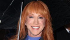Kathy Griffin drops another f-bomb live on CNN