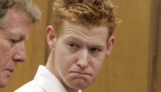 Redmond O'Neal ordered back to jail after post-Christmas drug bust