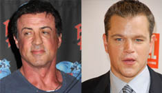 Sylvester Stallone Challenges Bourne