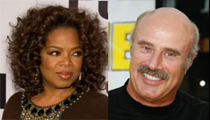 Oprah is about to fire Dr. Phil over Britney debacle
