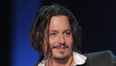 People's Choice: Johnny Depp & the hot man buffet