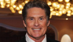 David Hasselhoff is leaving 'America's Got Talent' – and not for 'Celebrity Rehab'