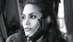 "Angelina Jolie ""overshadowed"" the St. John brand"