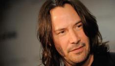"""Keanu Reeves attracts the biggest freaks"" links"