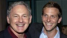 "Bradley Cooper: It's ""fantastic"" that people think I'm gay"