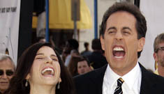 """Jerry Seinfeld to host new show: """"Marriage Ref"""""""
