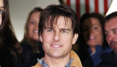 """Tom Cruise voted """"sexiest short man"""""""