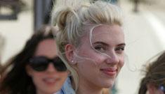 Are Scarlett Johansson and Ryan Reynolds engaged?
