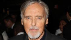 Dennis Hopper, reportedly on deathbed, files for divorce