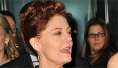 Susan Sarandon named as co-defendant in lawsuit against her young boyfriend