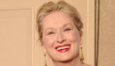 "Meryl ""T-Bone"" Streep shocks reporters with multiple f-bombs"