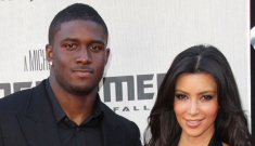 Kim Kardashian: Reggie Bush promised to propose if the Saints won