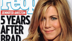 Was Jennifer Aniston's sexy appearance at Golden Globes all about revenge?