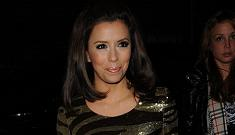 Daily Mail attacks Eva Longoria's disgusting knees
