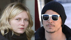 Josh Hartnett and Kirsten Dunst caught making out