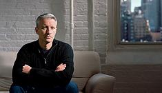 Anderson Cooper says there will be no more Heath Ledger coverage