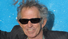 Ronnie Wood's drunken antics make Keith Richards give up booze