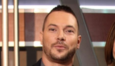 Kevin Federline says depression contributed to his weight gain