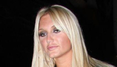 Brooke Hogan is officially back on the dating market