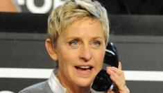 Are Simon Cowell and Ellen Degeneres not speaking?