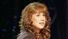 Kathy Griffin Banned from The View Again