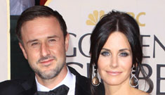 Star says that Courteney Cox is pregnant