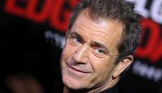 "Mel Gibson defends Obama: ""He got left a mess"""