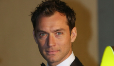 Jude Law: my own Adonis-like beauty was a restraint