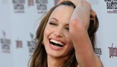 Did Angelina Jolie & Lady Gaga have an affair?