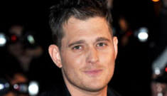 """""""Michael Buble loves sex, weed & cake"""" links"""