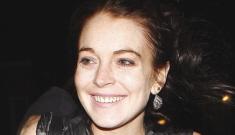 Lindsay Lohan: The second-choice $150 K escort