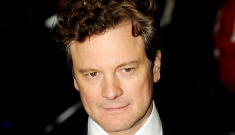 """Colin Firth """"feels complicit"""" in Hollywood's homophobia"""
