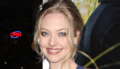 """Amanda Seyfried is """"subtle to a fault"""" with her boobs out"""
