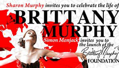 Simon Monjack cancels $1k a head launch party of 'Brittany Murphy Foundation'