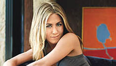 Jennifer Aniston hosting Haiti benefit, shows home in Architectural Digest