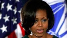 "Michelle Obama: ""I'm not that interesting!"""