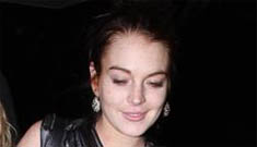 Lindsay Lohan: secret celebrity hoarder