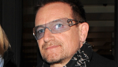 Bono slammed by AC/DC front man for his charity, attitude